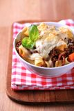 Pasta alla Bolognese Stock Image