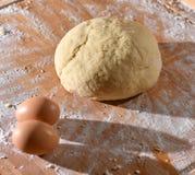 Pasta appena preparato fotografia stock libera da diritti