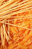 Pasta assortment Stock Photos