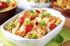 Free Pasta Au Gratin Stock Photos - 14399393