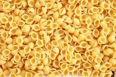 Pasta background Stock Image