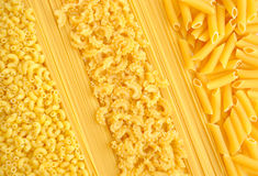Pasta background Royalty Free Stock Photos