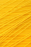 Pasta background. Composition of traditional raw spaghetti stock photo
