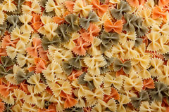 Pasta background Royalty Free Stock Photos