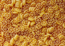Pasta background Royalty Free Stock Photo