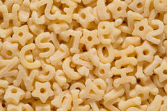 Pasta. Background; macro with high resolution Royalty Free Stock Image