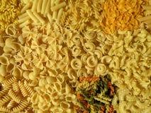 Pasta background Stock Photos