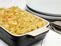 Pasta Bake Stock Images