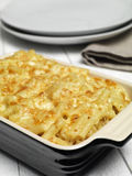 Pasta Bake Stock Photo