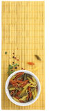 Pasta banner Royalty Free Stock Image