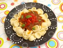 Pasta Bolognese Stock Image
