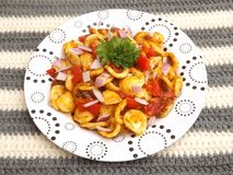 Pasta Bolognese Royalty Free Stock Photos