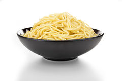 Pasta in Bowl Royalty Free Stock Photos