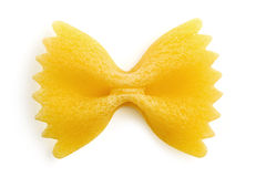 Free Pasta Bow Tie Royalty Free Stock Photography - 34627977
