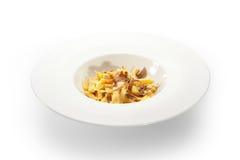Pasta Bowl stock photography