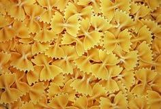 Pasta bows Stock Photo