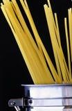 Pasta Bucket Stock Photography