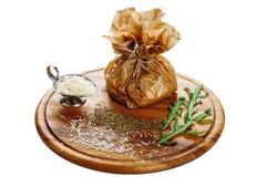Pasta Carbonara Obrazy Royalty Free