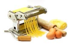 Pasta casalinga Immagini Stock Libere da Diritti