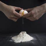 Pasta casalinga Immagine Stock Libera da Diritti