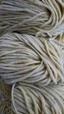 Pasta casalinga fresca Immagini Stock Libere da Diritti