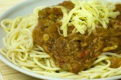Pasta casalinga italiana Immagine Stock Libera da Diritti