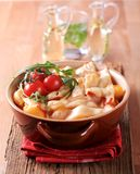 Pasta casserole Royalty Free Stock Image