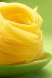 Pasta close-up Stock Image