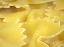 Pasta close up Stock Photography