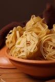 Pasta closeup Royalty Free Stock Photo