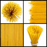 Pasta Collage Royalty Free Stock Image