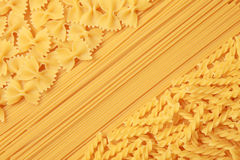 Pasta collection Stock Photos