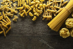 Free Pasta Collection Royalty Free Stock Image - 51924706