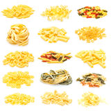 Pasta collection Stock Photography