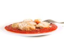 Pasta Collection - Ravioli Royalty Free Stock Photos
