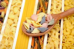 Pasta Royalty Free Stock Photos