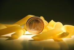 Pasta crisis Stock Photos