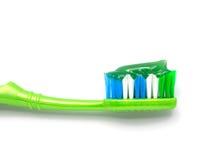 Pasta de dente erval Foto de Stock