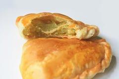 Pasta de hojaldre Foto de archivo