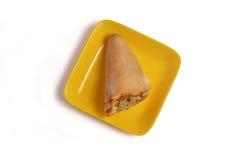 Pasta de hojaldre, no veg Fotos de archivo libres de regalías