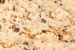 Pasta de la galleta imagen de archivo libre de regalías