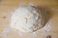 Pasta de la pizza Fotos de archivo libres de regalías