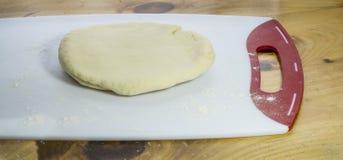 Pasta de levadura imagen de archivo