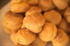 Pasta dei Choux Immagini Stock Libere da Diritti