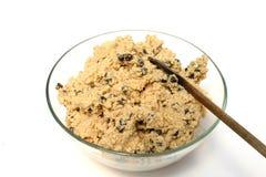Pasta del biscotto Fotografia Stock