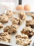 Pasta del biscotto fotografie stock