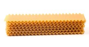 Pasta del Lasagna Immagini Stock Libere da Diritti