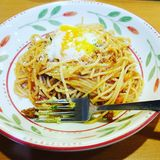 Pasta del manzo Fotografia Stock