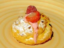 Pasta del soplo Foto de archivo