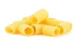 Pasta dell'italiano di Rigatoni Immagini Stock
